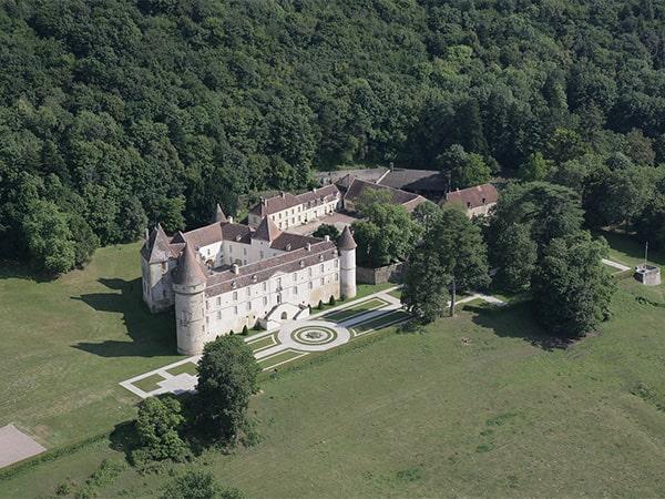 Château de Bazoches (58)