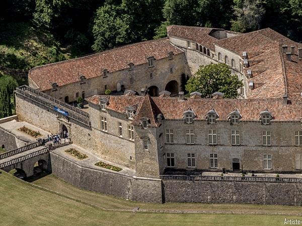 Château de Cazeneuve (33)