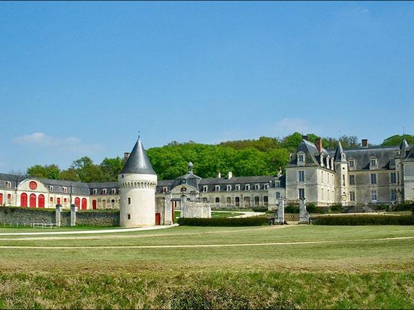 Château de Gizeux (49)