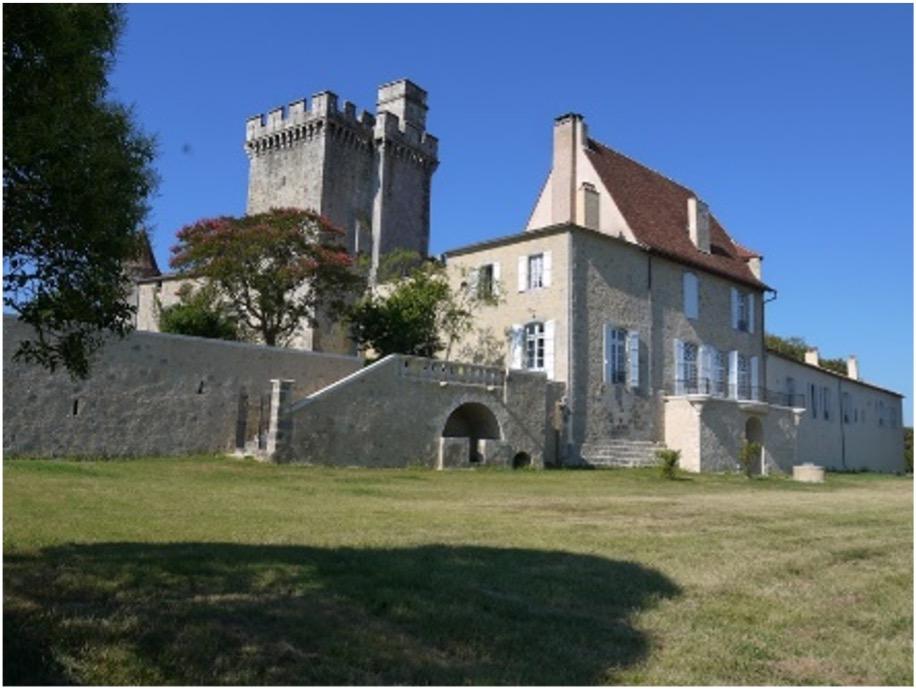 Château de Xaintrailles (47)