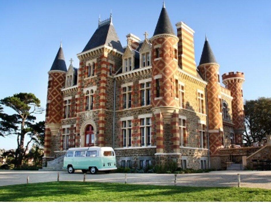 Château le Nessay (35)