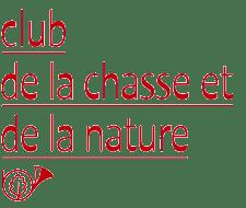 Club de la chasse et de la nature logo