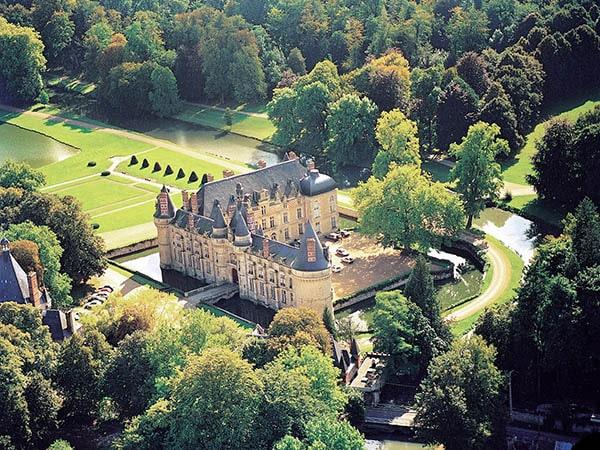 Château d'Esclimont (28)