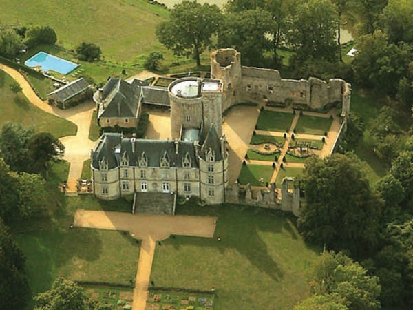 Château de la Flocellière (85)