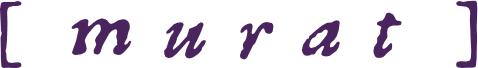 murat restaurant logo