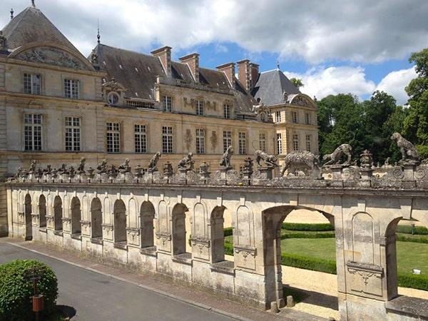 Château de Raray (60)