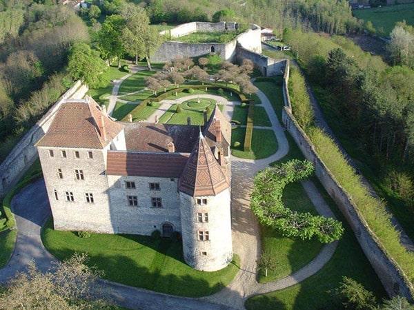 Château de Septême (38)